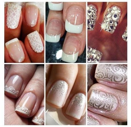 Wedding Nails2